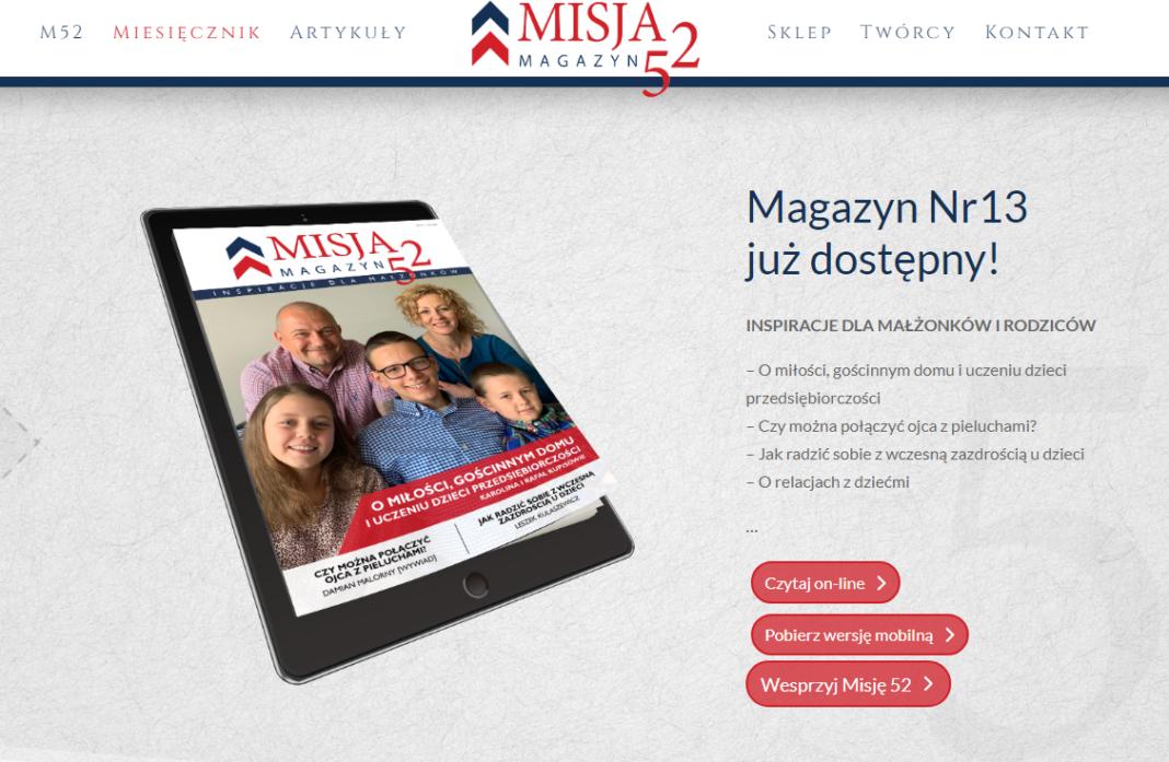 Misja52.com